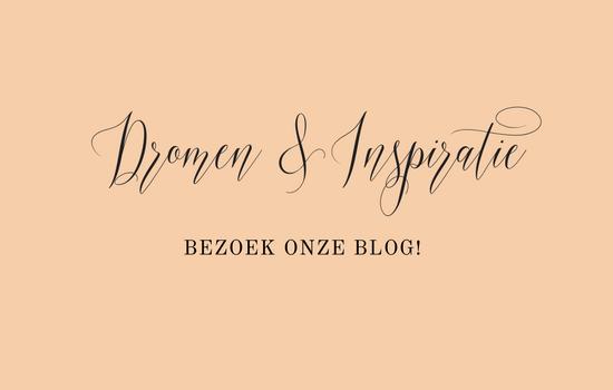 Dromen & Inspiratie blog bruiloft jullie feestje