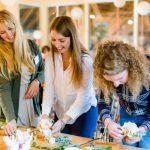 bruidsbeurs jullie feestje workshops